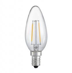 Flamme filament E14 4W 230V
