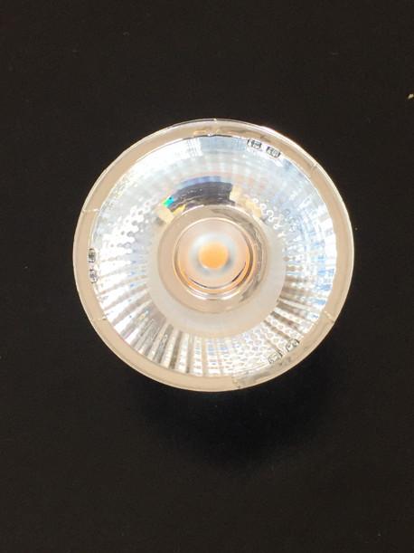 Led spectrum GU10 6W Warm white 2700K faisceau angle etroit  10°