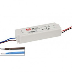 Led driver MW meanwell 24V 35W