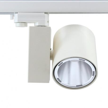 Profresh Foodlite 30w appareil blanc pour rail universel lumière rouge-rosé