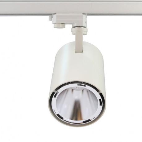 Profresh cylinder 42w appareil blanc pour rail universel lumière rouge-rosé