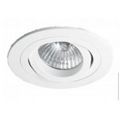 Encastrable blanc orientable pour GU10 ou MR16 RD110S