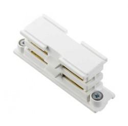 Connecteur invisible de rail pour realiser des longueurs supérieures à 2M d'un seul tenant