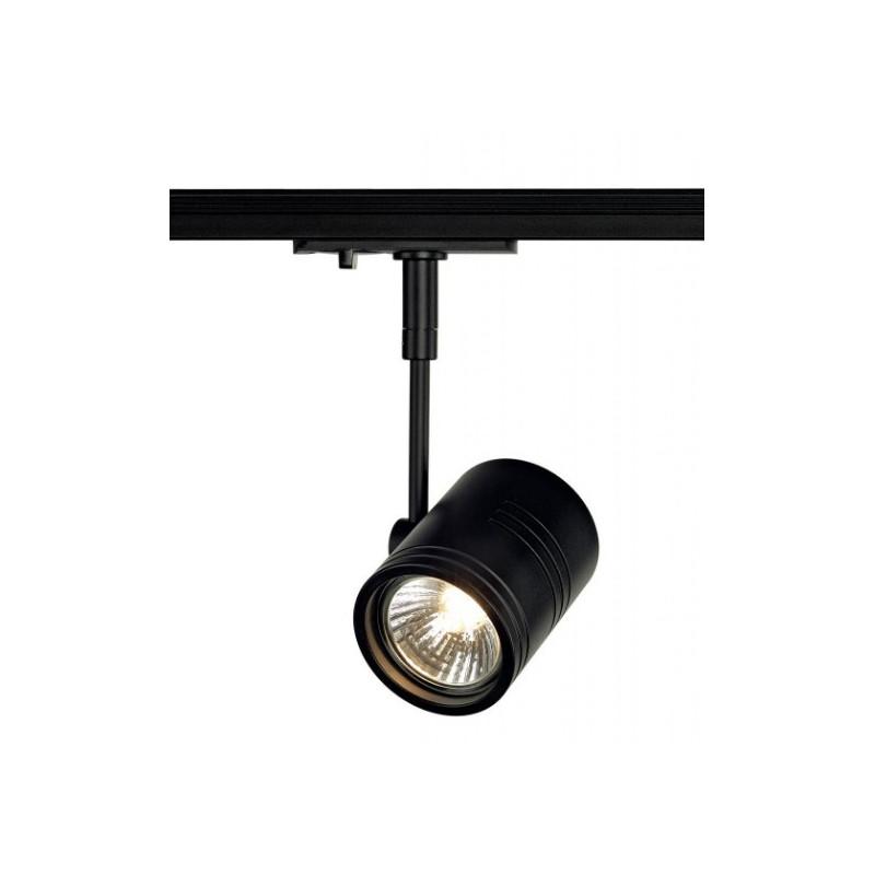 vous cherchez un spot gu10 sur rail minispot gu10 bima noir. Black Bedroom Furniture Sets. Home Design Ideas