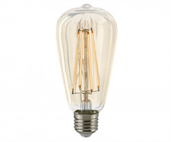 Rustica filament 6W E27 230V 27K dimmable