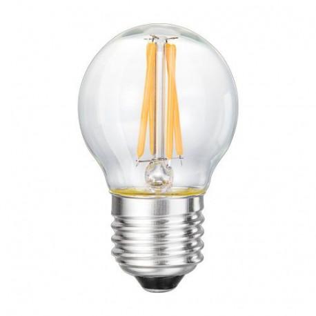 Boule filament 1.5w E27 230V 25K