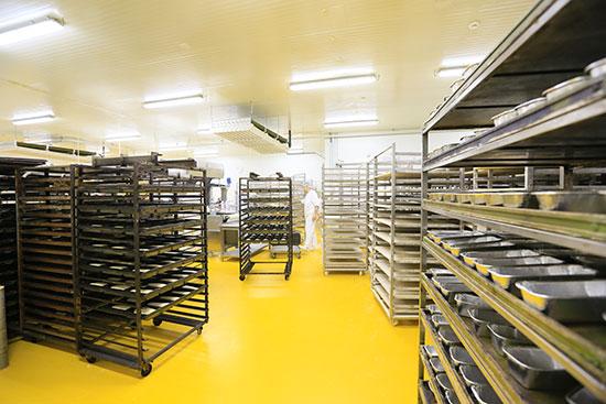 Tubes Led pour éclairage professionnel de la boulangerie ...