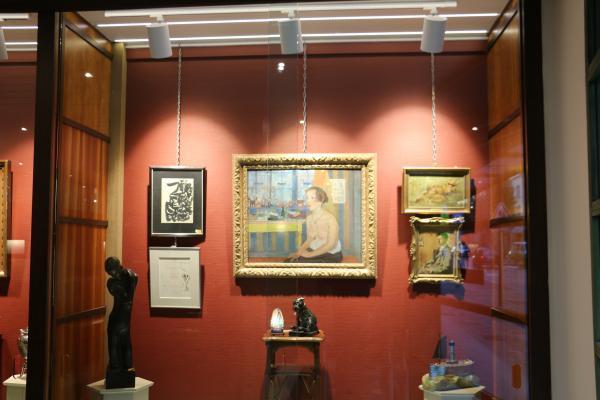 Galerie d'Art hotel de Ventes
